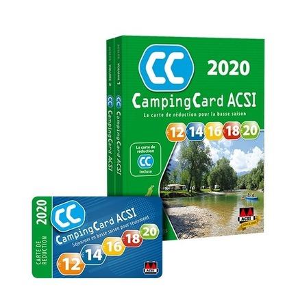 CAMPING CARD ACSI 220